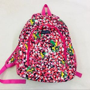 🌷NWOT Simply Southern floral backpack